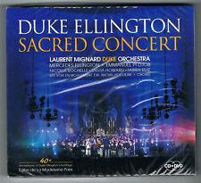 DUKE ELLINGTON - SACRED CONCERT - CD + DVD - 2014 - NEUF NEW NEU