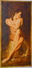 "TOMASZ RUT GICLEE ON CANVAS MAESTA SIGNED #79/95 W/COA 15"" X 31"""