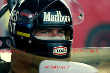 James Hunt McLaren F1 Portrait 1977 Photograph 2