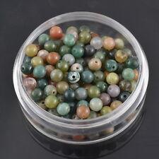 100pcs Mixte Perles en Tourmaline Pour Bracelet Collier 4mm