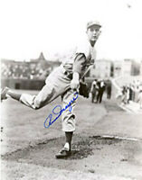 Russ Meyer Autographed / Signed Baseball 8x10 Photo