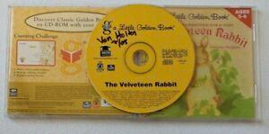 The Velveteen Rabbit Interactive Storybook Windows 95/98 PC CD-ROM Macintosh