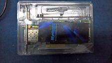 Myricom 10G-PCIE2-8C2-2S-SYNC   2x10Gb SFP+ , TimeStamp