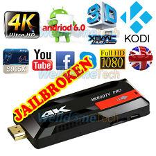 MK809IV Pro 4K 8GB Quad-Core Android 6.0 Smart TV Dongle Box Stick