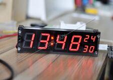 Digital clock module led elektronische Uhr time with temperature Wecker 12v 24v