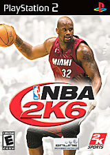 NBA 2K6 (Sony PlayStation 2, 2005) GOOD