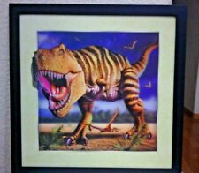DINOSAUR PRINTED 3D PICTURE