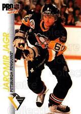 1992-93 Pro Set #141 Jaromir Jagr