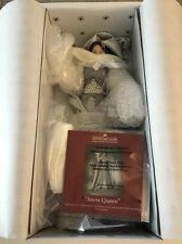 Ashton Drake Snow Queen Doll Ultra Rare NRFB W/shipper Cindy McClure