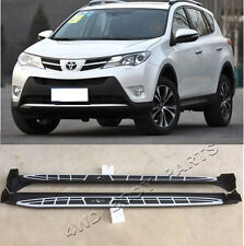 Toyota Rav4 2013 to 2017 Aluminium Side Steps Running Boards