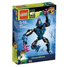 LEGO Ben 10 Alien Force Chromastein 8411 neu & ovp