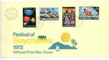 1972 Seychelles Festival FIrst Day Cover cto in Victoria