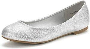 Women's Ballerina Ballet Flats Slip On Walking Comfort Flat Shoes
