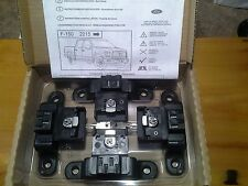 Ford F   Truck Bed Accessory Boxlink Tie Down Cleats  W