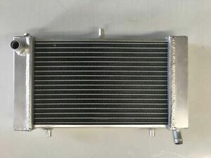 Aluminum Radiator Intercooler For Aprilia RS125 RS 125 1998 2000 2002 03 Silver