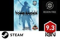 Rise of the Tomb Raider 20 Year Edition [PC] Steam Download Key - FAST DELIVERY
