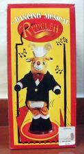 Rudolph The Red Nosed Reindeer Musical Dancing Animated Lighted Christmas 1977