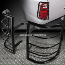FOR 96-04 PATHFINDER R50 BLACK STAINLESS STEEL TAIL/BRAKE LIGHT/LAMP CAGE GUARD