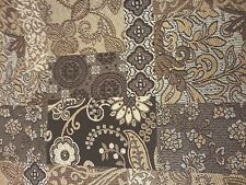 """Browns, Caramels & Tans Upholstery Fabric: 58"""" Wide, 3 yd. pc., Can CTO"""