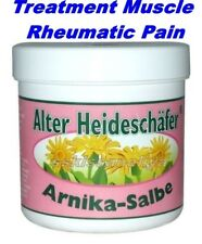 Asam Herbal Ointment - 250 ml.- Arnica Extract- Treatment Muscle Rheumatic Pain