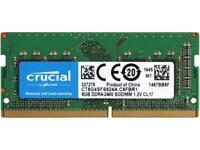 CRUCIAL RAM SO-DDR4 8GB 2400MHZ PC-19200 CT8G4SFS824A