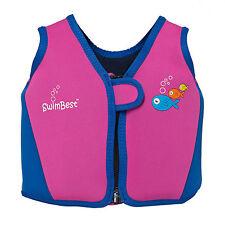 SwimBest Swim Jacket / Swim Vest *NEW* 16-36mths / 3-4 yrs / 5-7 yrs (Fish Logo)