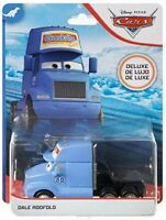NEW Disney Pixar Cars Dale Roofolo Deluxe Semi Tractor Diecast Metal Truck Toy