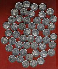 Greece 2000 DEMOCRITUS ATOM 10 ΔΡΑΧΜΕΣ drachma **UNC** 50 coins .KM # 132.