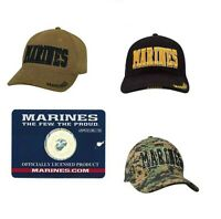 Marines USMC US Marine Corps Cap Hat Ball cap Baseball Military  Rothco 9437