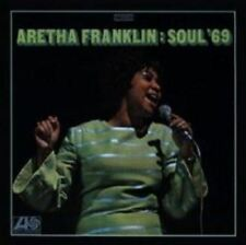 NEW CD Album Aretha Franklin - Soul '69 (Mini LP Style Card Case)