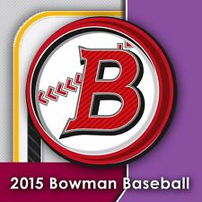 2015 BOWMAN NY YANKEES MASTER TEAM SET RC PROSPECTS AARON JUDGE GARY SANCHEZ