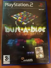 BUST-A-BLOC - PLAYSTATION 2 PS2 USATO