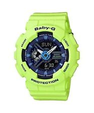 OFFICIAL Casio Baby-G Punching Pattern BA-110PP-3AJF / AIRMAIL with TRACKING