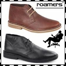 Roamers Lace Up Casual Boots for Men