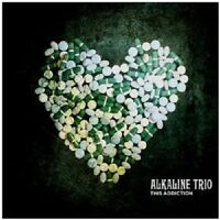 ALKALINE TRIO - THIS ADDICTION-DELUXE EDITION (BONUS TRACKS&LIVE-D  CD + DVD NEW