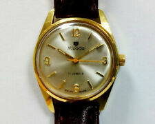 Nivada Vintage 1960's Mechanical Hand Winding Men's Watch AS 1950/51 Caliber