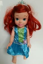 """DISNEY-LA MIA PRIMA PRINCIPESSA tollytots 12"""" Ragazze bambola di plastica da collezione DISNEY"""