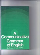 A Communicative Grammar of English,Geoffrey N. Leech, Jan Svartvik