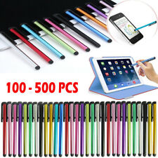 Upto 500 Pcs Universal Stylus Touch Screen Pen For Samsung Tablet PC iPad iPhone