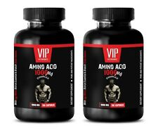 bodybuilding supplement - AMINO ACID 1000mg - boost recovery post workout 2B