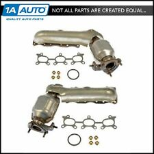 Dorman Exhaust Manifold w/ Catalytic Converter LH & RH Pair for Tracker Vitara