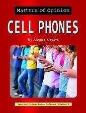 CELL PHONES - NAKAYA, ANDREA - NEW HARDCOVER BOOK
