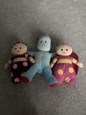 in the night garden Plush Bundle Toys Talking Good Condition