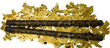 2xKonfettikanonen gold 80 cm XXL Konfetti Shooter Hochzeit Kanone