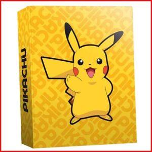 Pokemon CA-02-PK A4 Pikachu Ring Binder with 4 Ring