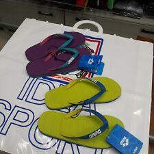 Flip-Flops ARENA Mod. Eddy Polybag - 2 Farben (Violett Und Apfel)