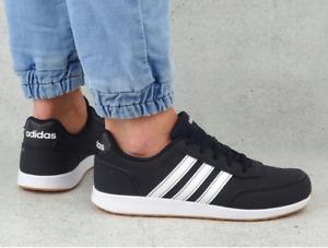 New Adidas Junior Trainers Size UK 6 /FR 39.3/ Adidas Kids VS SWITCH 2K/black