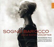 Anne Sofie von Otter, C. Monteverdi - Sogno Barocco [New CD]