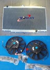 Aluminum Radiator for Nissan GU PATROL Y61 PETROL 1997+ Automatic/Manual & FANS