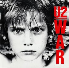U2 : WAR / CD (ISLAND RECORDS 1985)